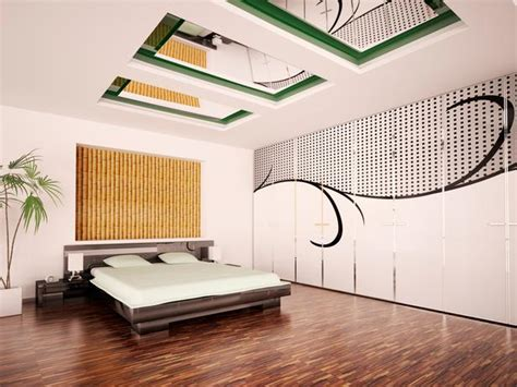 bedroom ceiling country home design ideas