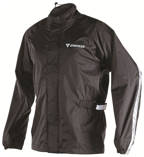 motorcycle rain gear dainese d crust plus rain jacket revzilla