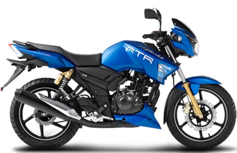 tvs apache rtr 180 price reviews images and wallpaper【2018】