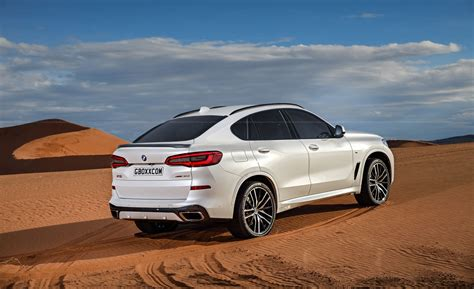 Audi X5 2020 by 2020 Bmw X6 Rendered Based On G05 X5 Design