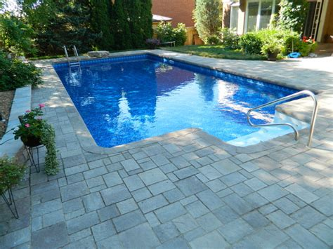 pools pool surrounds contemporary pool toronto by earthworks landscaping