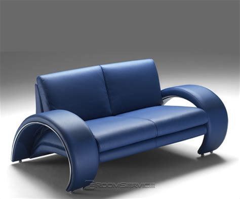 Blue Couch And Loveseat Creative And Unusual Sofa Designs