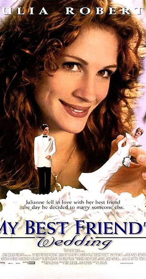 My Best Friend's Wedding (1997)   IMDb
