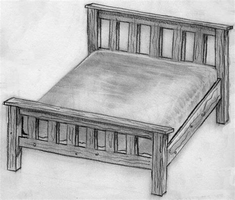 bed sketch dilbert rivas bed