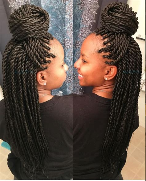 senegalese twists small size find your hair style