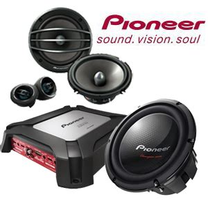 Power Lifier Mobil Pioneer paket audio pioneer power lifier subwoofer mobil speaker