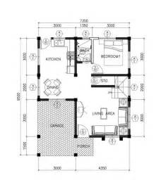 double story house plan floor area 124 square meters