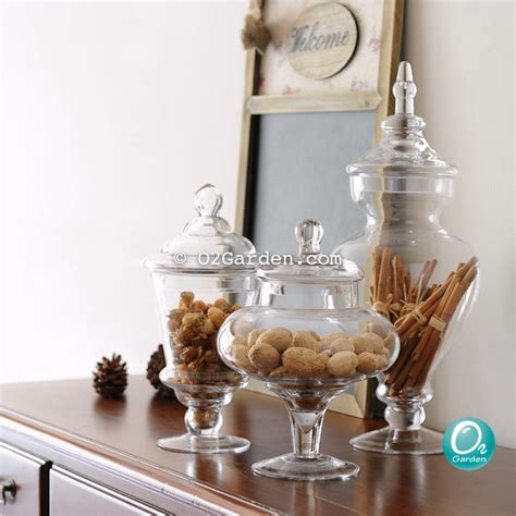 glass vase transparent fashion vintage living room dining