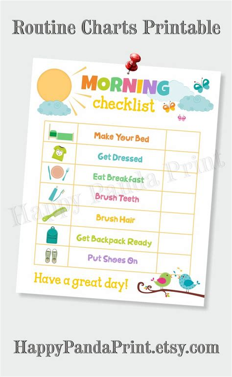 printable toddler daily routine 17 best ideas about daily routine chart on pinterest