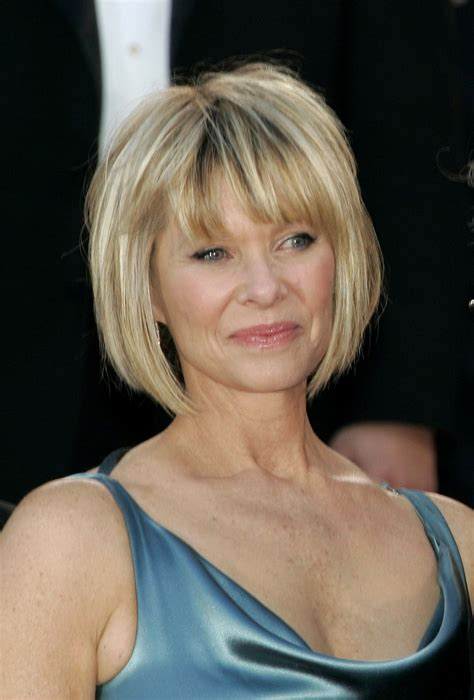 kate capshaw hair bob with bangs free your hair your mind will follow hair styles