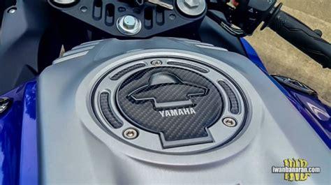 Dijamin Tankpad New R15 V3 Vva daftar harga 8 aksesoris all new yamaha r15 vva 2018