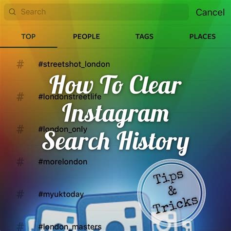 How To Delete From Instagram Search How To Clear Instagram Search History Moblivious