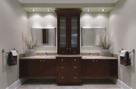 Bathroom Cabinets Designs | functional bathroom cabinets interior design inspiration