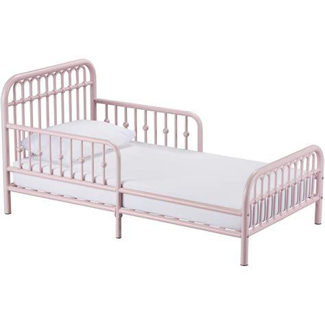 metal toddler bed little seeds monarch hill ivy metal toddler bed pink