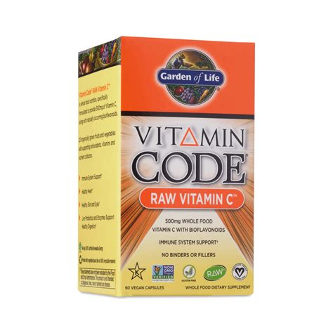 Garden Of Living Vitamin C Garden Of Vitamin Code C Garden Ftempo