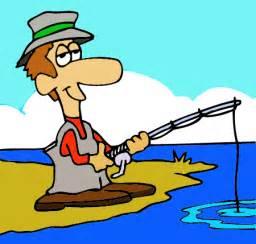 cartoon fishing rod clipart best