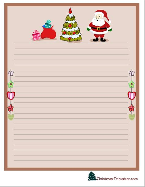 printable holiday letters 1000 images about christmas stationery on pinterest