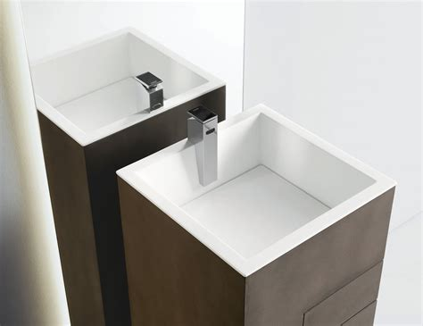 Milldue Touch 102 Arena Clay Contemporary Italian Bathroom Modern Italian Bathroom Vanities