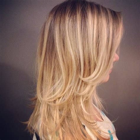 hair on hair creations gives the skinny on balayage ombre