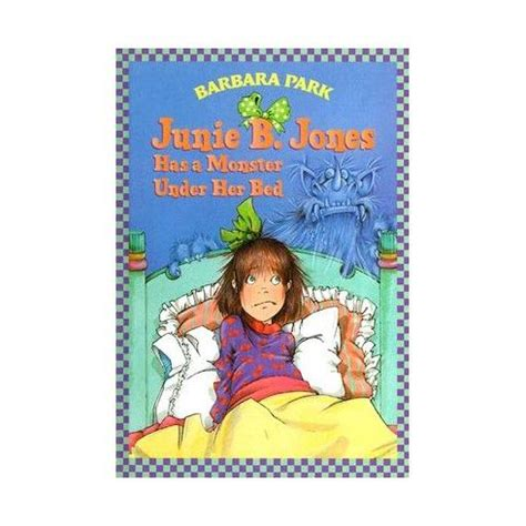 junie b jones has a monster under her bed 59 best images about banned books 2000s on pinterest