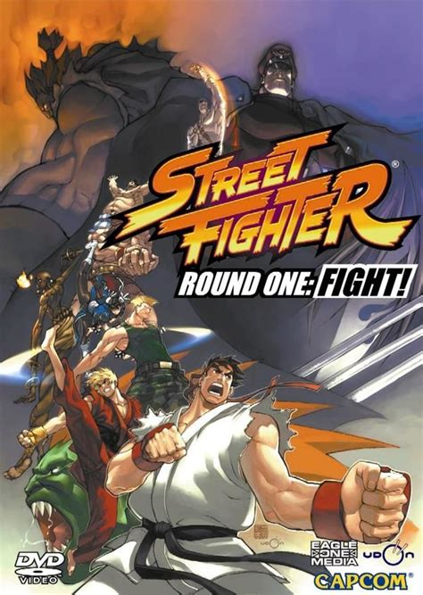 fighter the animated series episode 12 chunnel