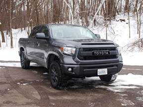 Toyota Tundra 2016 2016 Toyota Tundra Specs And Features Carfax