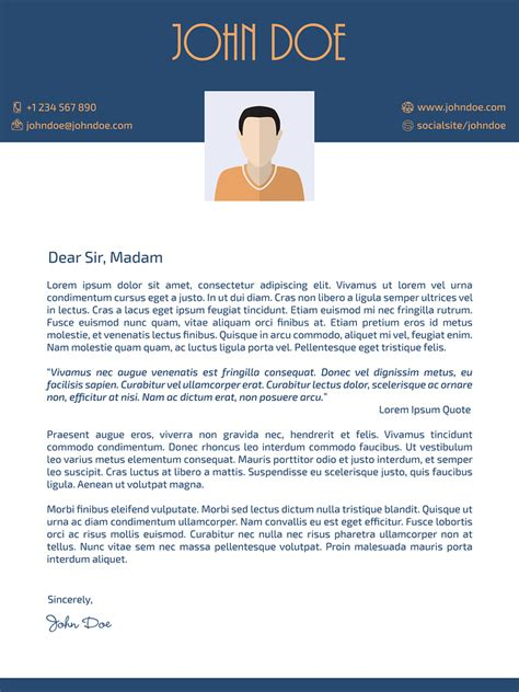 cover letters do matter