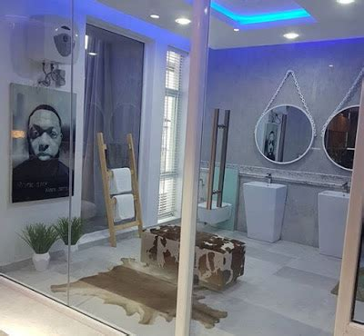 checkout timaya's new mansion house in lekki (photos