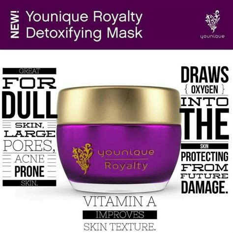 Whats In Younique Detox Mask by Get A With This Younique Mask Www