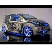 Carro Tuning Iluminado  Carros Tunados Blog