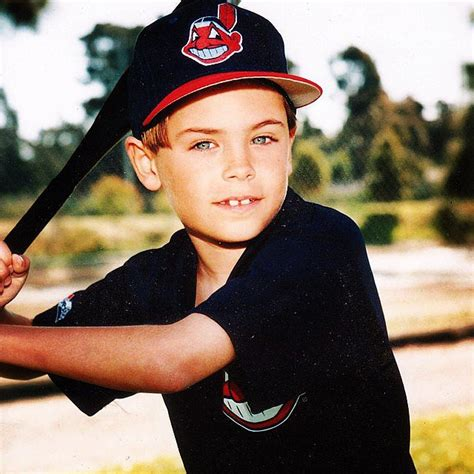 zac efron baby here s baby zac efron playing baseball it s all about