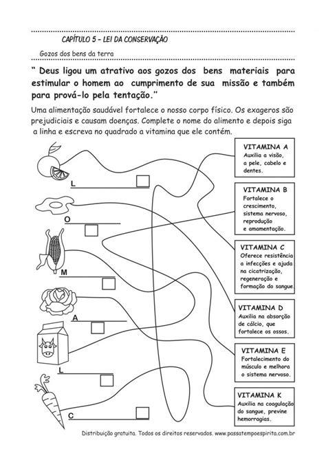 O MANANCIALZINHO: Atividade Lei de Conservação (O Livro