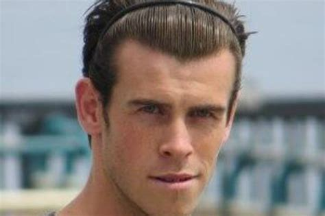 gareth bale new haircut gareth bale shoots new video on penarth pier wales online