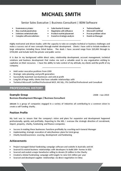 exle of resume writing format template selection criteria template exles