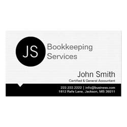 bookkeeping business cards create your own bookkeeper business cards
