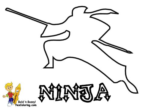 Army Ninja Coloring Pages Coloring Home