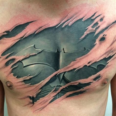 150 most realistic 3d tattoos april 2018