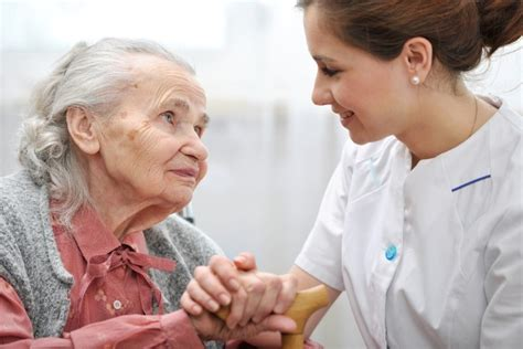 Comfort In Nursing by Hospice Brings Comfort Humanity To Patients