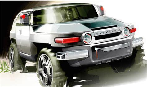 future toyota future fj cruiser concept auto cars