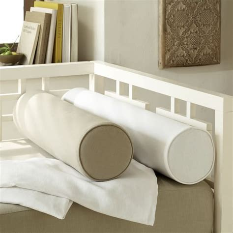 Daybed Covers And Pillows Daybed Bolsters West Elm