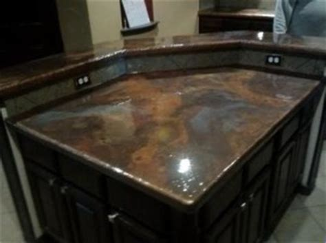 industrial dallas stained concrete home upgrades