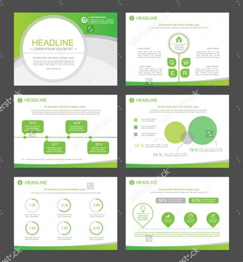 template presentation 10 marketing presentation templates free sle