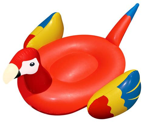 Jcpenney Dining Room Furniture Giant Parrot 93 Quot Inflatable Ride On Pool Toy