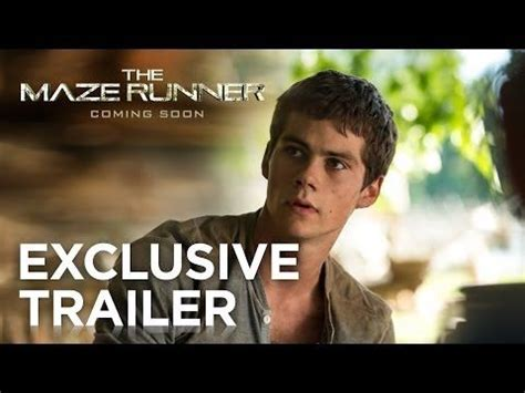 film maze runner trailer 17 best images about el corredor del laberinto on