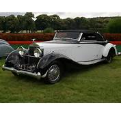 Hispano Suiza K6 Saoutchik Cabriolet High Resolution Image 1 Of 6