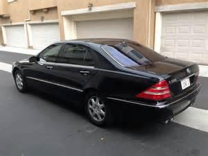 2001 Mercedes S 500 2001 Mercedes S Class Pictures Cargurus