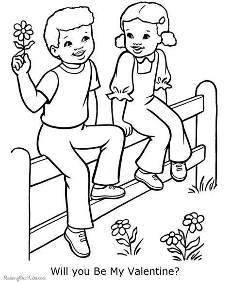 coloring pages of flowers for s day flower coloring pages for kid 012