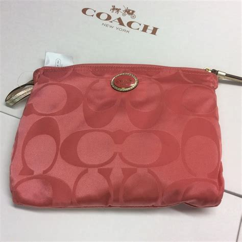 Coach Htons Weekend Travel Satchel by Coach F77321 Quot Quot Signature Getaway Large Packable