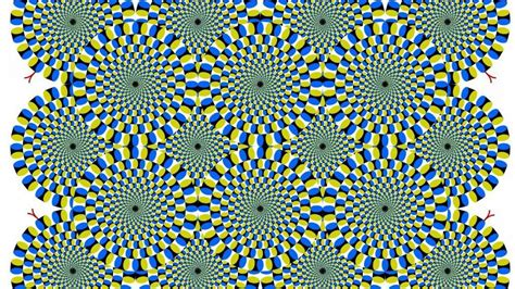 L Illusion by Optical Illusions Molecular Matt