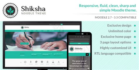 themes moodle nulled shiksha responsive moodle theme the bests best of